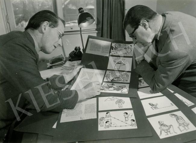 Macskássy Gyula és Várnai György