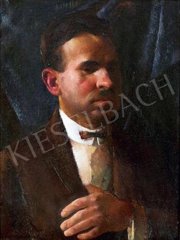 Aba-Novák Vilmos: Márton Ferenc
