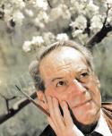 Szőnyi István portréja, Girk Károly felvétele, 1956, papírkép