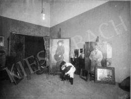 Czigány Dezső - Czigány Dezső műterme