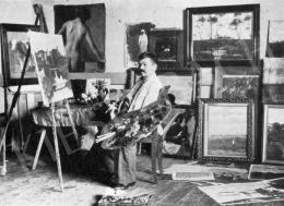 Koszta, József - Studio of József Koszta