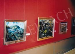 Patkó Károly - Szőnyi István kiállítás, MNG, Fotó: Kieselbach Tamás
