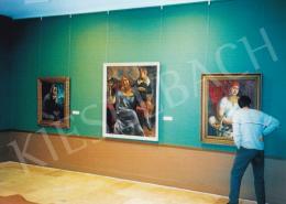 Aba-Novák, Vilmos - Károly Patkó,Vilmos Aba-Novák,Erzsébet Korb exhibition, Hungarian National Gallery, Photo: Tamás Kieselbach