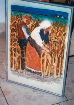 Koszta, József - József Koszta: Corn Flyers,Picture:Tamás Kieselbach