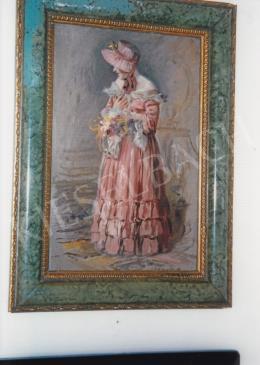 Geiger, Richárd - Pink Dress Lady; Photo: Tamás Kieselebach