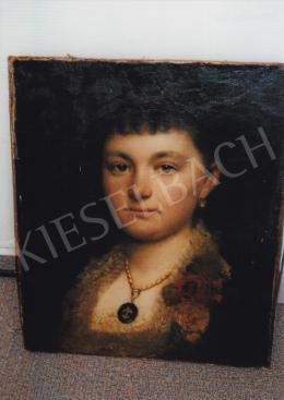 Benczúr, Gyula - Female Portrait. Photo: Tamás Kieselbach