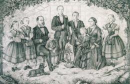 Benczúr, Gyula - Benczúr Gyula: Benczúr-család, 1858