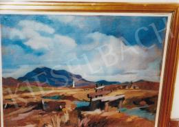 Nagy Oszkár - Tájkép, Fotó: Kieselebach Tamás