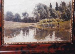Edvi Illés, Aladár - Landscape, Photo: Tamás Kieselbach