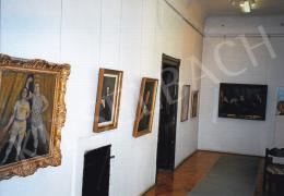 Ferenczy Károly - Ferenczy Károly kiállítás; Fotó: Kieselbach Tamás