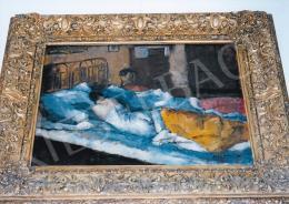 Basch Andor - Basch Andor: Alvó nő; Fotó: Kieselbach Tamás