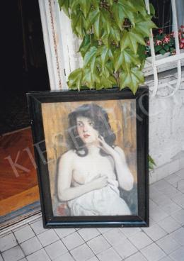 Jávor Pál - Jávor Pál: Női portré; Fotó: Kieselbach Tamás