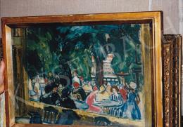 Vaszary János - Kávéház; Fotó: Kieselbach Tamás