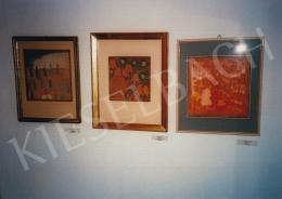 Ferenczy, Noémi - Exhibition Interior Photos; Ferenczy Noémi Paintings; Photo: Kieselbach Tamás