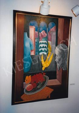 Paizs-Goebel Jenő - Művészet, 1931, olaj, vászon, Jelezve jobbra lent: Paizs Goebel 931, magántulajdon, Fotó: Kieselbach Tamás