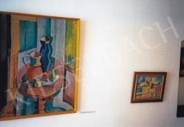 Kmetty János - Kmetty János kiállítás enteriőr fotói; Fotó: Kieselbach Tamás