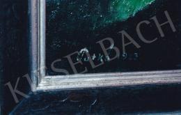 Patkó Károly - Női aktok; olaj, vászon; Jelezve balra lent: Patkó; Fotó: Kieselbach Tamás