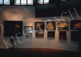 Ferenczy Károly - Ferenczy Károly és más művészek festményei a Szakasits Művelődési Központ kiállításán; Fotó: Kieselbach Tamás