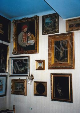 Glatz, Oszkár - Glatz Oszkár Paintings;Upper Left; Photo: Tamás Kieselbach