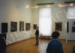 Aba-Novák, Vilmos - Exhibition Interior; Photo: Tamás Kieselbach