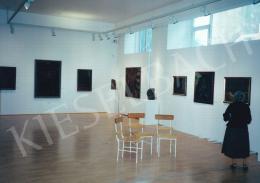 Bán Béla - Bán Béla kiállítás; Fotó: Kieselbach Tamás