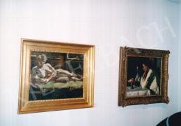 Koszta, József - József Koszta's and Hugó Scheiber's Exhibition; Photo: Tamás Kieselbach
