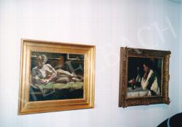 Scheiber, Hugó - József Koszta's and Hugó Scheiber's Exhibition; Photo: Tamás Kieselbach