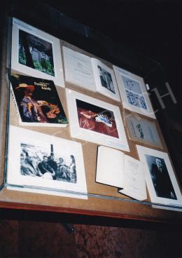 Ferenczy Károly - Egyéb tárgyak a Genthon hagyatékból, Fotó: Kieselbach Tamás
