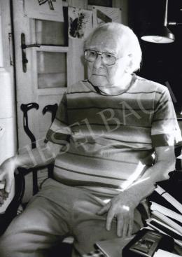 Lossonczy Tamás - Lossonczy Tamás 102 éves korában. Fotó: Kieselbach Tamás