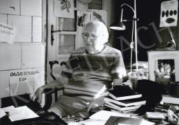 Lossonczy, Tamás - Tamás Lossonczy at the Age of 102. Fotó: Tamás Kieselbach