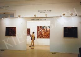 Martyn Ferenc - Martyn Ferenc képei a Janus Pannonius Múzeum gyűjteményéből a Kieselbach Galéria válogatásában (Antik Enteriőr), Fotó: Kieselbach Tamás