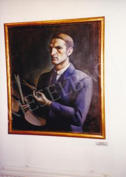 Kmetty János - Kmetty János kép a Deák gyűjtemény kiállításon