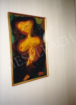 Bán Béla - Bán Béla kép a Deák gyűjtemény kiállításon