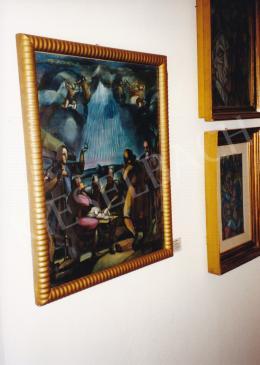 Kmetty János - Kmetty János képei a Deák gyűjtemény kiállításon