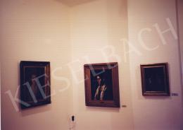 Paizs-Goebel Jenő - Paizs-Goebel Jenő: Kettős férfi portré a Deák gyűjtemény kiállításon