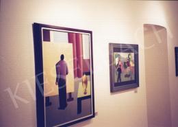 Bortnyik Sándor - Bortnyik Sándor képek a Deák gyűjtemény kiállításon