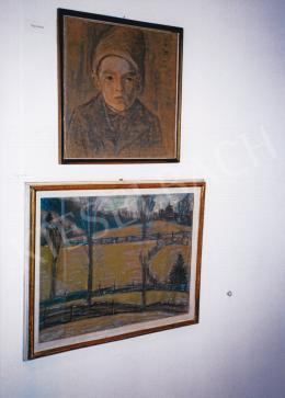 Nagy István - Nagy István képek K. GY. úr gyűjteményéből. Fotó: Kieselbach Tamás