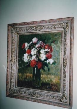 Koszta, József - Flower Still-Life; oil on canvas; Signed lower right: Koszta; Photo: Tamás Kieselbach