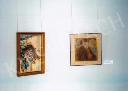 Ámos Imre - Ámos Imre festmények a Deák-Gyűjteményből; Fotó: Kieselbach Tamás