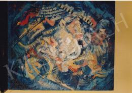 Ferenc Tóth - Ferenc Tóth's Paintings; oil on canvas