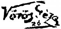 Vörös Géza aláírása