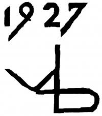 Veszelszky Béla aláírása
