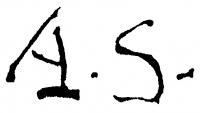 Altorjai, Sándor Signature