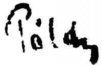 Páldy Zoltán aláírása