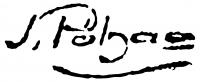 Pálnagy Zsigmond aláírása