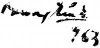 Patay László aláírása