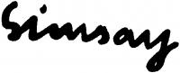 Simsay Ildikó aláírása