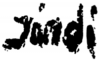 Jándi Dávid aláírása