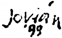 Jovián György aláírása