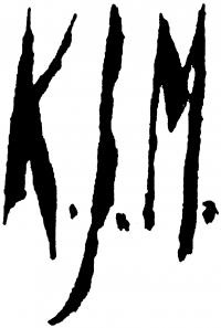 Kádár János Miklós aláírása